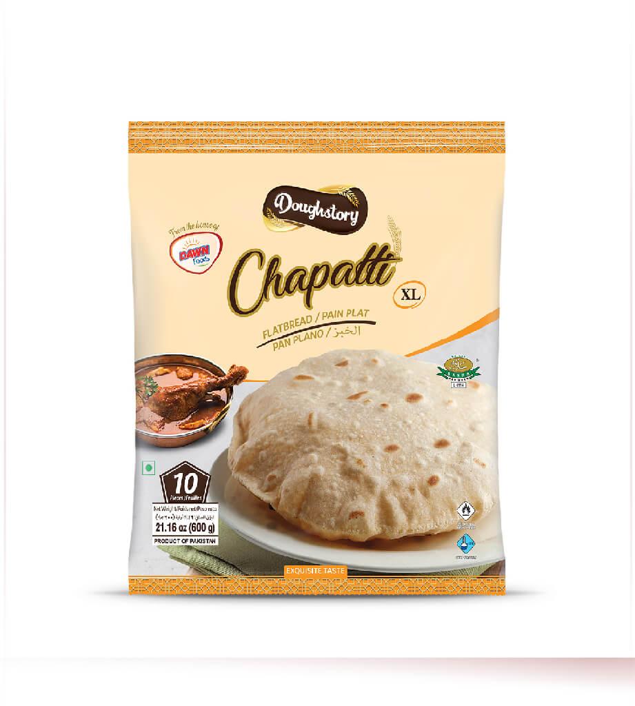 Doughstory Chappati XL