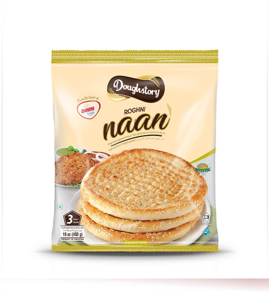 Doughstory Roghni Naan
